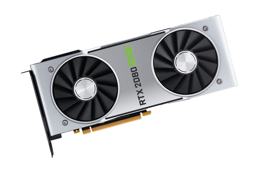 CRYOGENIC Cooled NVIDIA 8GB RTX 2080 SUPER