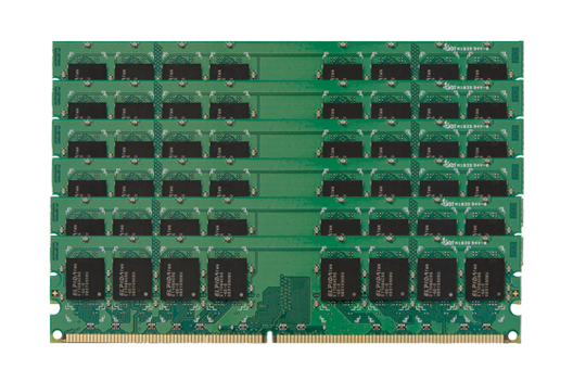 384GB DDR4 2666MHz ECC REGISTERED (6x64GB)