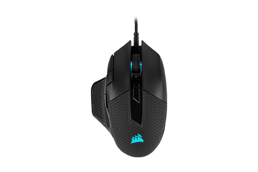 NIGHTSWORD RGB Tunable FPS/MOBA Gaming Mouse