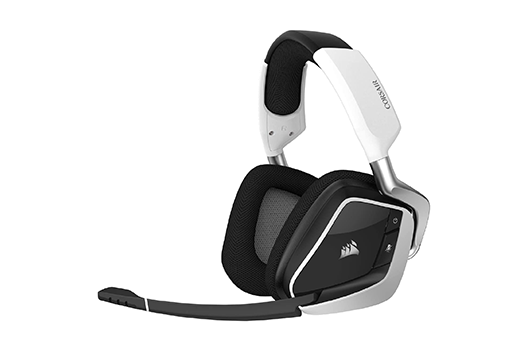 VOID RGB ELITE Wireless Premium Gaming Headset with 7.1 Surround Sound — White