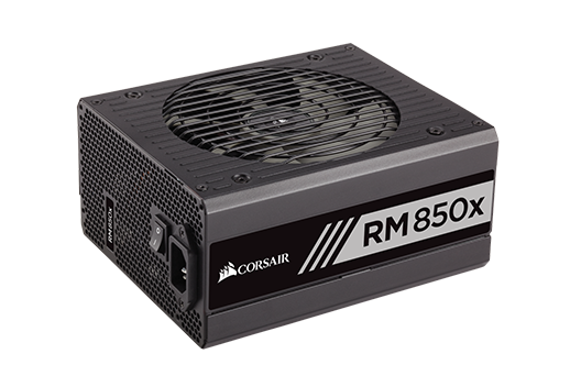 CORSAIR 850X RMX SERIES PLUS GOLD PSU