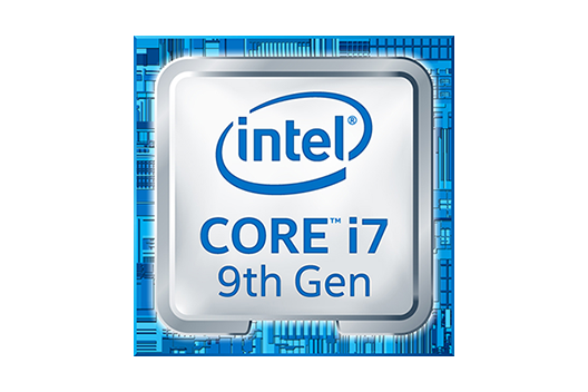 Intel Core i9 8950HK 6-Core 2.9GHz (4.8GHz TurboBoost)