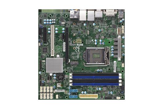 SuperMicro X11SAE-M
