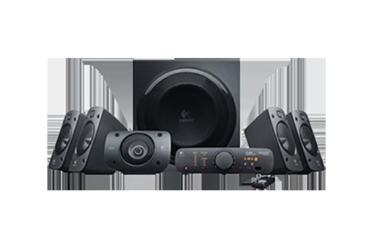 Logitech THX-Certified Z906 5.1 Speaker System