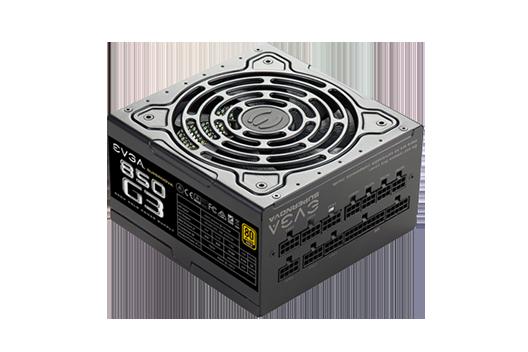 850 Watt EVGA SuperNOVA G3