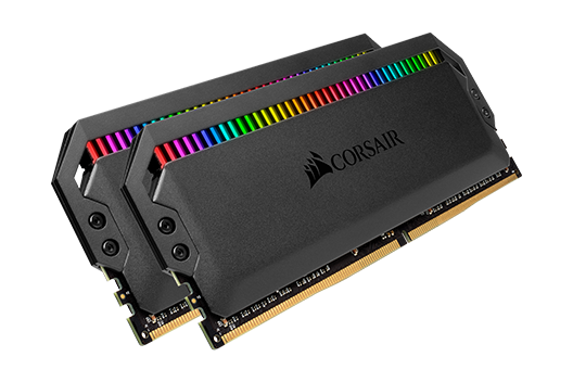 32GB CORSAIR DOMINATOR PLATINUM 3200MHz RGB (2x16GB)