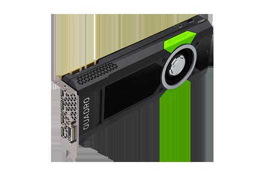 NVIDIA 16GB Quadro P5000