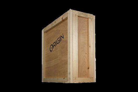 ORIGIN Wooden Crate Armor - CHRONOS and LAPTOP
