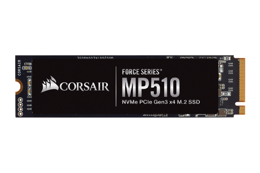 240GB Force MP510 NVMe PCIe M.2 SSD