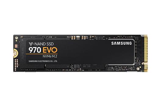 250GB Samsung 970 EVO Plus PCIe NVMe M.2