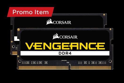 CORSAIR VENGEANCE 16GB 2400MHz (2X8GB) *Free Automatic Upgrade to 32GB