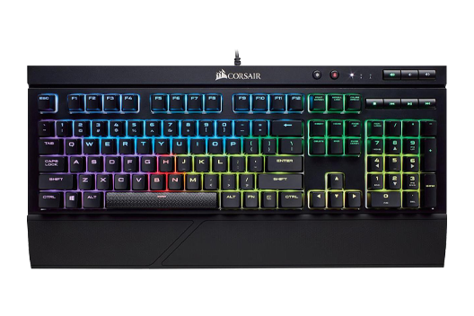 CORSAIR K68 RGB Gaming Keyboard