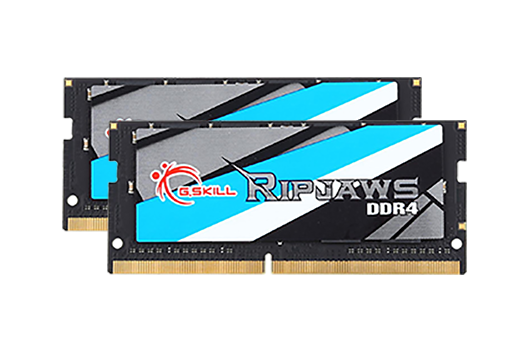 32GB G.Skill Ripjaws 2666MHz (2X16GB)