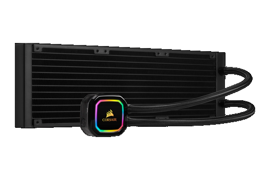 CORSAIR H150i PRO XT RGB Cooler Prime cases