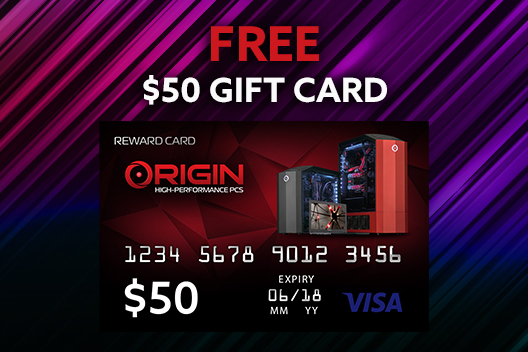 $50 Visa Rewards Card