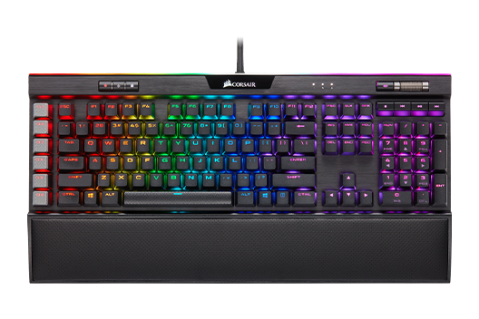 K95 RGB PLATINUM XT Mechanical Gaming Keyboard — CHERRY® MX SPEED