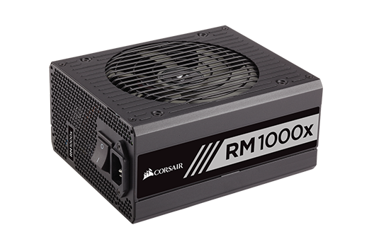 CORSAIR 1000X RMX SERIES PLUS GOLD