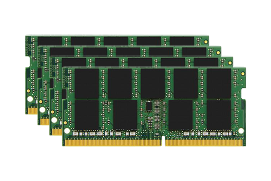 64GB ORIGIN PC Approved DDR4 2400MHz (4X16GB)