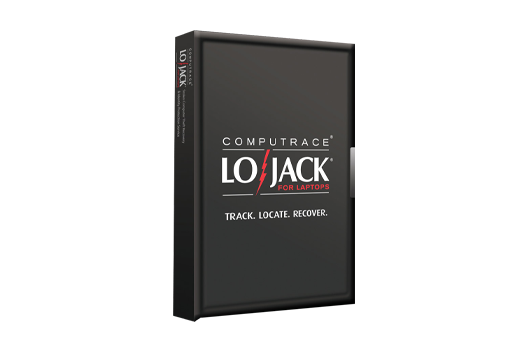 Absolute Software LoJack for Laptops Standard Edition - 3 Year