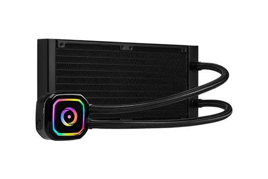 CORSAIR H100i PRO XT RGB <span class= 'text-warning'> (+ 1 more selected) </span>