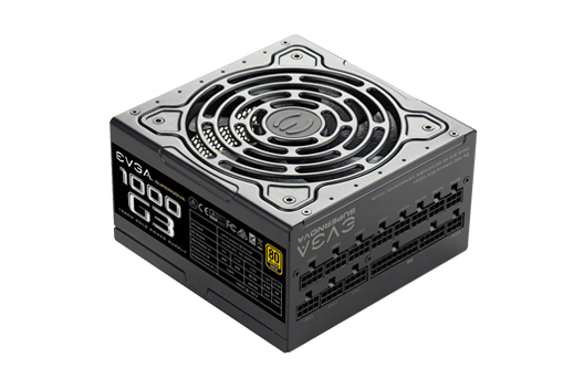 1000 Watt EVGA SuperNOVA G3