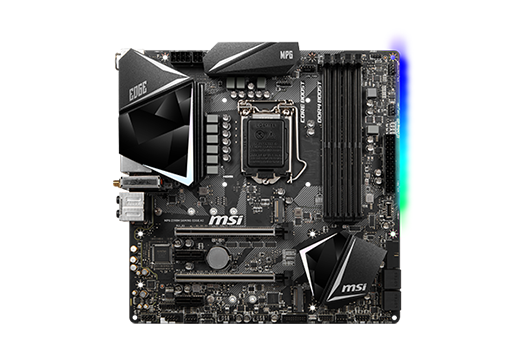 MSI Z390M Gaming Edge AC