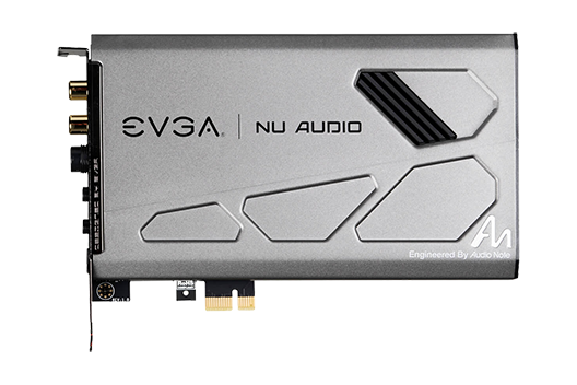 EVGA NU Audio Card