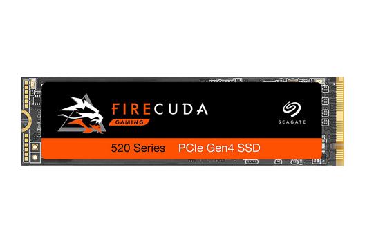 500GB Firecuda 520 NVMe