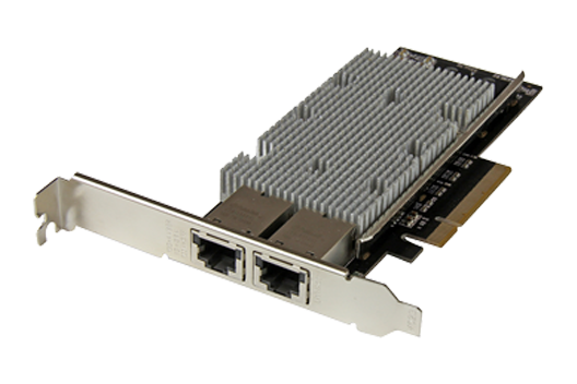 10GbE Dual-Port PCIe Network Interface Adapter