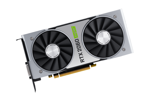 8GB GEFORCE RTX 2060 SUPER FOUNDERS EDITION