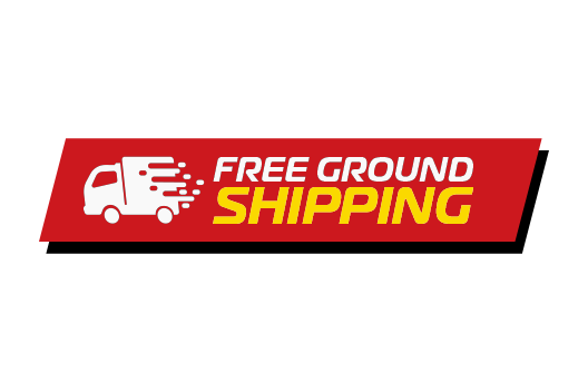 FREE US Ground Shipping*