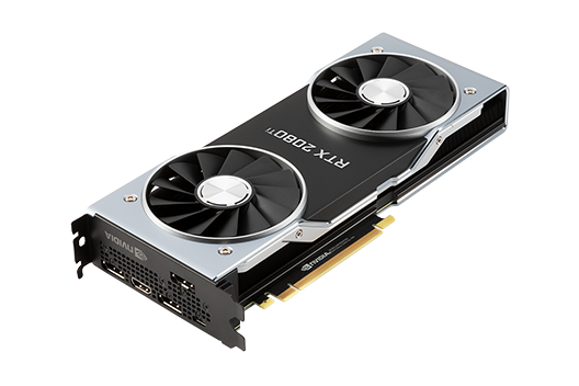 NVIDIA 11GB GeForce RTX 2080 Ti Founder's Edition