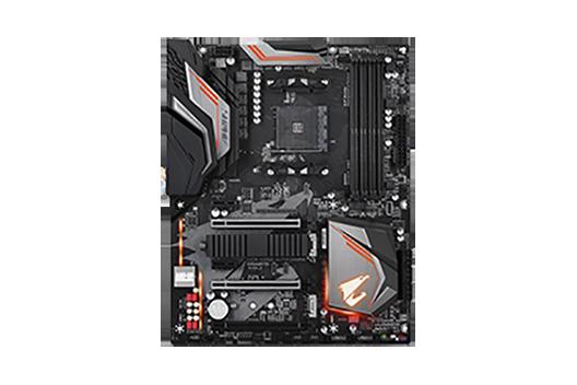Gigabyte X470 ULTRA Gaming