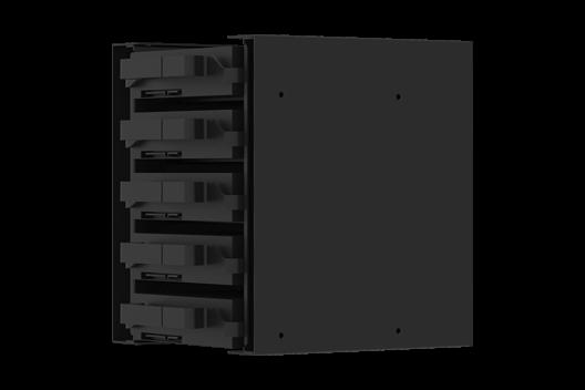5 Bay Hard-Drive Cage