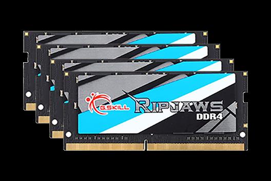 64GB G.Skill Ripjaws 2666MHz (4X16GB)