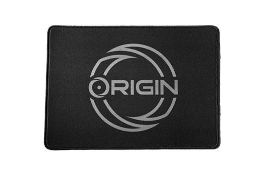 ORIGIN PC Mousepad <span class= 'text-warning'> (+ 1 more selected) </span>