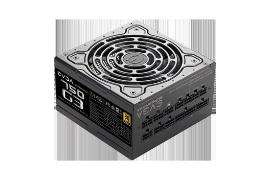 750 Watt EVGA SuperNOVA G3