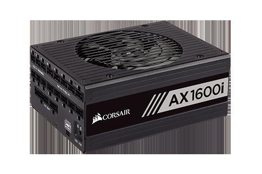 CORSAIR AX1600i ATX PLATINUM