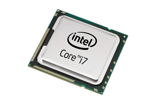 Intel Core i7 7700K 4-Core 4.2GHz (4.5GHz TurboBoost)