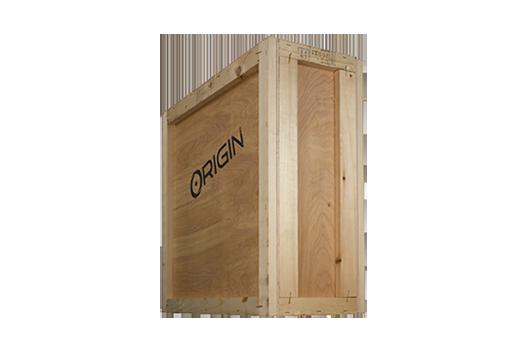ORIGIN Wooden Crate Armor - MILLENNIUM