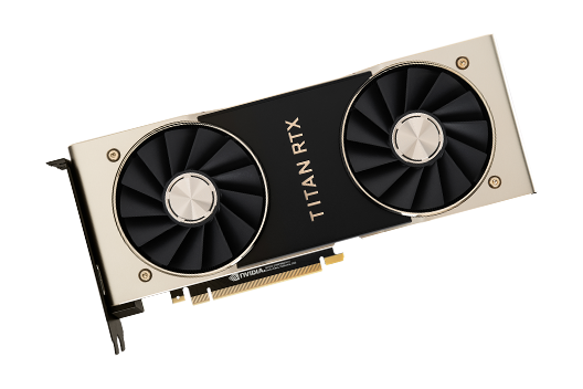 CRYOGENIC Cooled NVIDIA 24GB GeForce RTX Titan