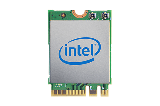 Intel Dual Band Wireless-Wi-Fi 6 AX201 + BT M.2