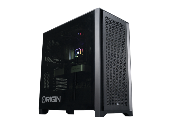 ORIGIN PC Neuron Pre-Config Core i7, 16GB RAM, 3060Ti, Corsair MP510 480GB NVMe, 3TB Storage Desktop