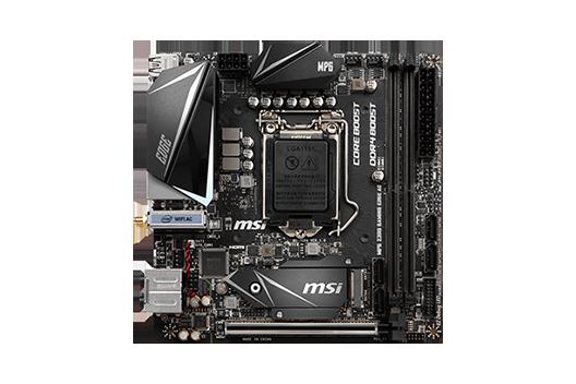 MSI Z390I Gaming Edge AC