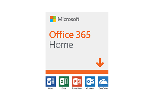 Microsoft Office 365 Home Premium (5PC/1Year)
